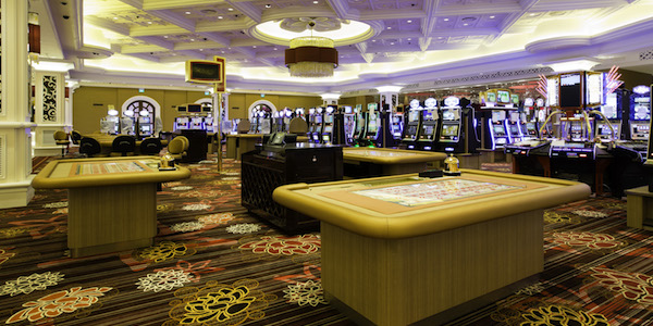 FF&E and OS&E for casino projects